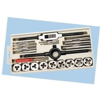 M9213 Tap Wrench /& Die Holder to Suit 12 BA Die 12 BA 3 Piece Tap Taps Set