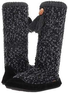 Acorn(エイコーン) レディース 女性用 シューズ 靴 スリッパ Jam Tassel Boot - Boysenberry [並行輸入品]