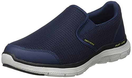 Skechers Herren Flex Advantage 4.0 Sneaker, Navy, 43 EU