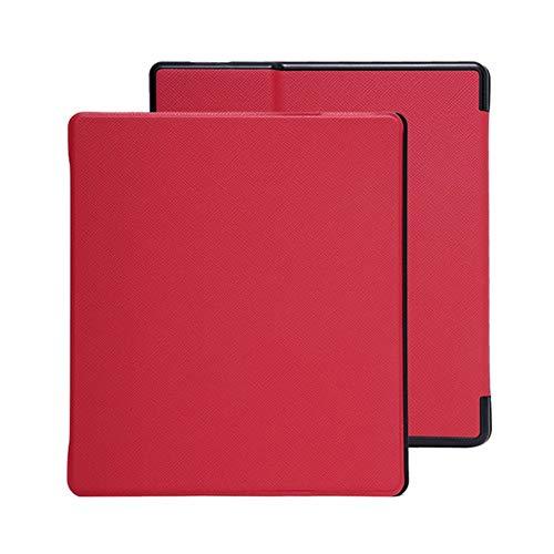 WDBHTAO Caso Kindle Kindle Oasi Caso Fino in Finta Pelle Coperchio per Kindle 7In E-Reader Auto Sleep/Wakeup Guscio Rigido(1Pc)