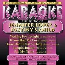 Karaoke: The Songs By Jennifer Lopez & Destiny's Child