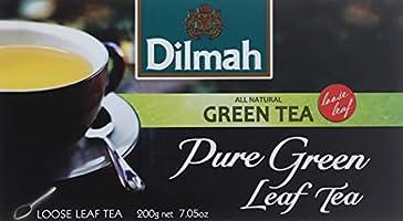 شاي اخضر نقي من دلما - 200 جرام