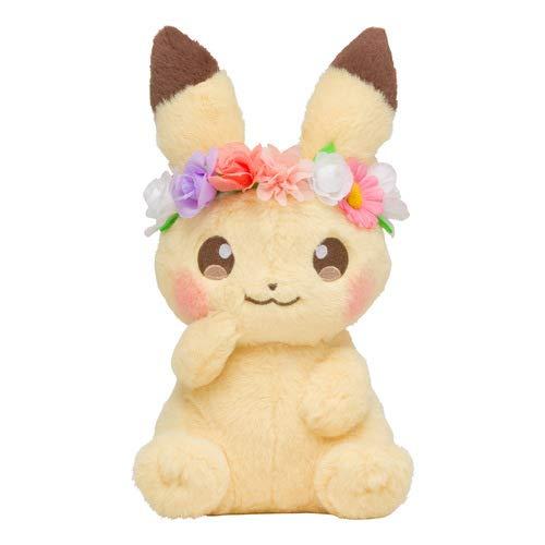 Juguete Peluche Personaje De Anime Japonés Eevee Pikachu Kawaii Elf Peluche Suave Muñeca De Animal Pequeño Regalo De Calidad Colección Fina