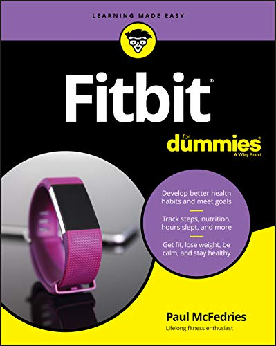Fitbit For Dummies
