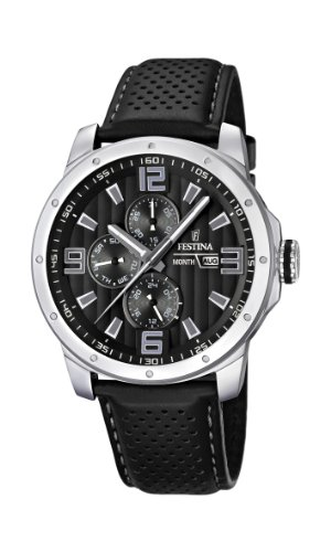 Festina F16585/4 - Reloj analógico de Cuarzo para Hombre co