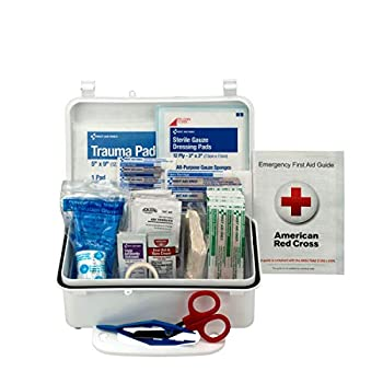 First Aid Only 57 Piece OSHA First Aid Kit  6060
