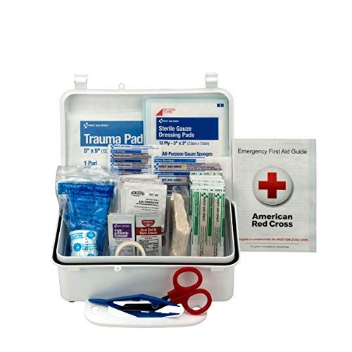 First Aid Only 57 Piece ANSI First Aid Kit (6060)