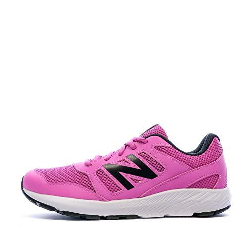 New Balance YK570PW, Zapatillas para Correr, Ice Pink, 37 EU