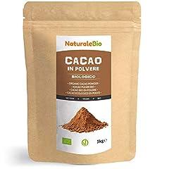 Bio 1 Kg. Organic Cacao