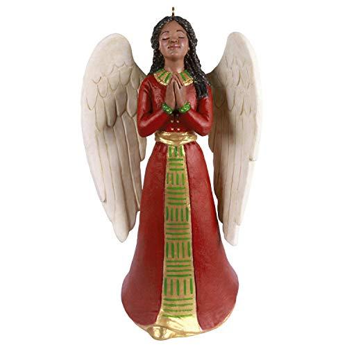 Hallmark Keepsake Christmas Ornament 2020, African-American Exultant Angel