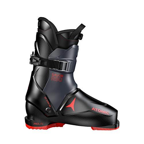 ATOMIC(アトミック) スキーブーツ SAVOR R90 (セイバー R90) AE5020500 Black/Dark Blue/Red 25X