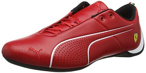 Puma Unisex-Erwachsene Sf Future Cat Ultra Sneaker , Rot (Rosso Corsa-Puma White) , 40.5 EU