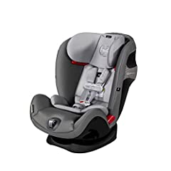 GROWS WITH YOUR CHILD: Convertible car seat designed to grow with your child from 5 to 65 pounds. In-seat recline adjusts to multiple positions so your child can safely ride front-facing up to 65 pounds and rear-facing up to 50 pounds SAFETY FEATURES...