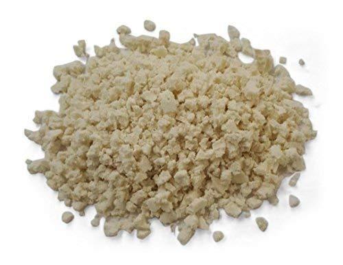 iffland MERINO EUROPA Latexflocken, Naturlatexflocken aus kontrolliert biologischen Anbau, lose (Verpackungseinheit 1.000gr.)