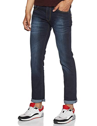 Pepe Jeans Men's Slim Fit Jeans (PM204027E654_30_Tint-WOR)