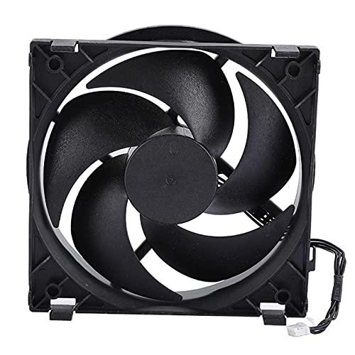 Kuuleyn Ventilador de disipación de Calor rápido, Ventilador de enfriamiento de computadora Ventilador de disipación de Calor rápido Caja de Ventilador de enfriamiento Potente Ventilador(Xbox uno)