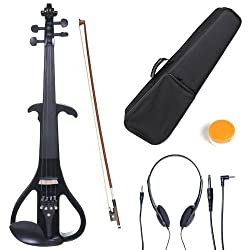 Cecilio CEVN-4BK Electric Violin - Best Cecilio Electric Violins