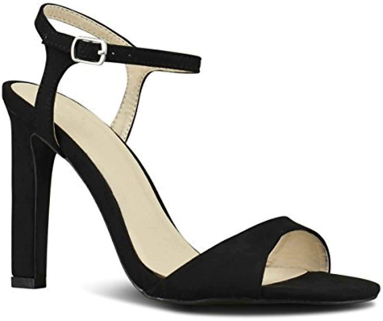 Premier Standard Women's Sling Back Strappy Adorable High Kitten Heel