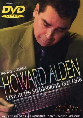 Howard Alden: Live At The Smithsonian Jazz Cafe. Für Gitarre