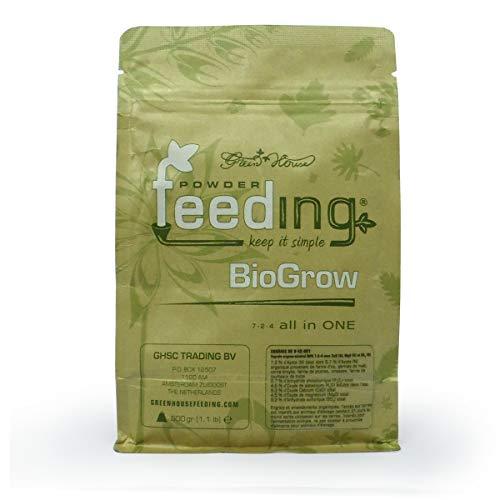 Green House Powder Feeding BioGrow - Additivo minerale in polvere, 500 g