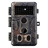 Meidase S3 Pro Trail Camera, 32MP 1080P with Advanced Night Vision, Fast 0.1s Motion Activated, IP66 Waterproof for Game Trail, Wildlife Monitoring and Home Security