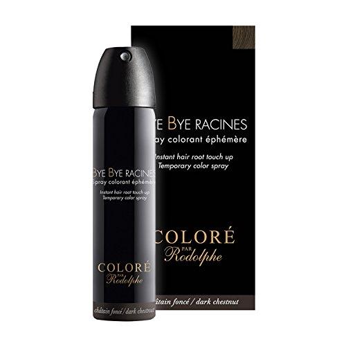 Bye Bye Racines - Spray colorant éphémère - Châtain Foncé