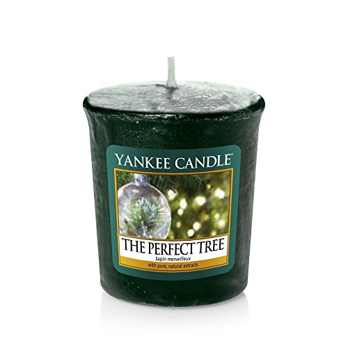 Yankee Candle Green 'The Perfect Tree' Christmas Scented Candle