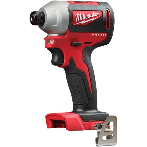 Best Prices! M18 1/4 Hex Brushless Impact Driver - No Charger, No Battery, Bare Tool Only.