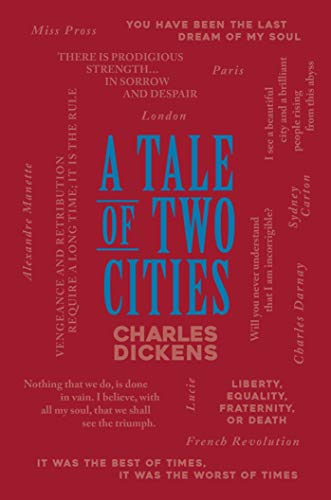 A Tale of Two Cities (Word Cloud Classics) (English Edition)