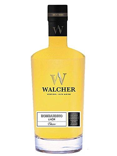 Walcher Bombardino Ei Rum-Likör 17% 0,7 Liter