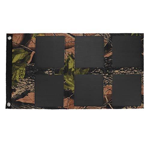 Cargador de panel solar, panel solar, silicio monocristalino para batería de teléfono