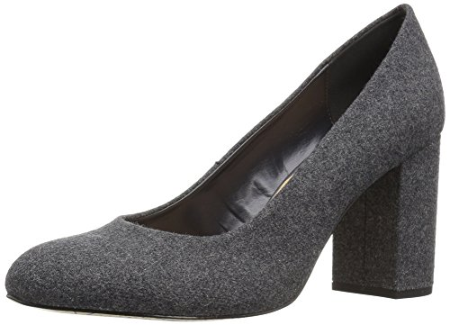 Bella Vita Women's Nara Ii Dress Pump, Grey Flannel, 8.5 M US