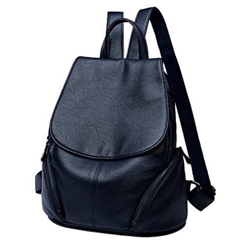 BAFEYU Backpack Women Ladies Backpacks Shoulder Bag Fashion PU Leather Rucksack for Girls