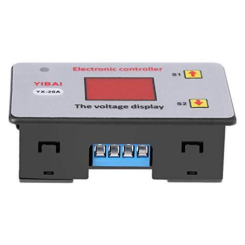 Nikou Bajo Voltaje Controlador - 12V de Baja tensión Cortar módulo Controlador de Protección del Interruptor automático de la batería de bajo Voltaje
