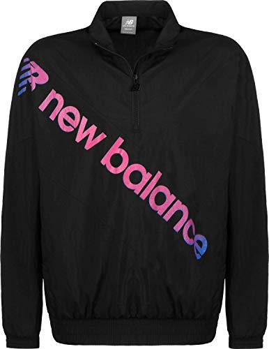 New Balance MT93579 Windbreaker Black