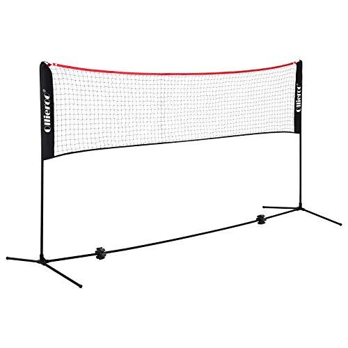 Ollieroo Portable Badminton Net ...