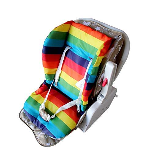 100% nuevo y de alta calidadMejoramiento Impermeable Bebé Aprenda Asiento de entrenamiento Baño Comedor Cojín de algodón