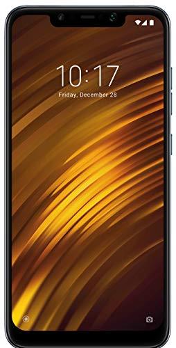 Poco F1 by Xiaomi (Graphite Black, 8GB RAM, 256GB Storage) - Upto 6 Months No Cost EMI