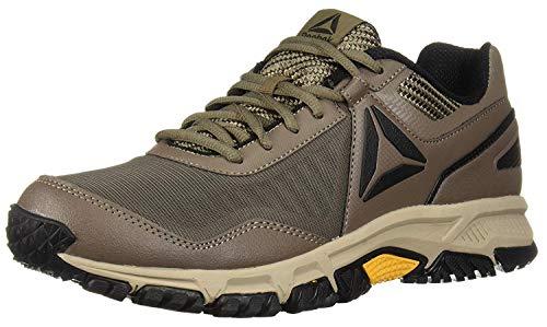 Reebok Ridgerider Trail 3.0 - Zapatillas de senderismo para hombre, Gris (Trek Gris/Caqui/Carbón/Ceniza), 48 EU