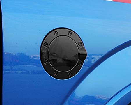 Exterior Accessories Black S3406 External Fuel Tank Gas Filler ...