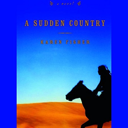 A Sudden Country  audiobook cover art