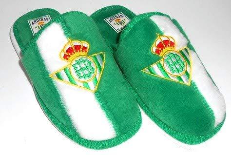 Zapatillas de casa Real Betis Balompié 35 al 47-47