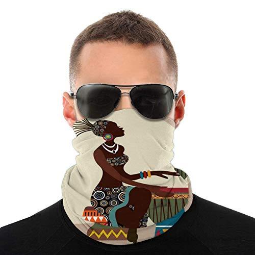 Nother Lindo oso polar divertido disfraz de animal bufanda cara cara lavable antipolvo, pasamontaas cuello bandana bufanda cara bufanda