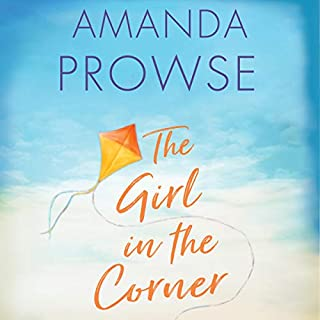 The Girl in the Corner audiobook cover art