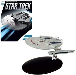 Eaglemoss Publications Star Trek Starships U.S.S. Lantree Vehicle with Mag. #138