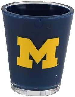 Duck House Michigan Wolverines Shot Glass