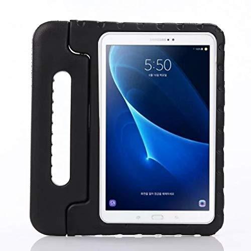 GHC Pad Fundas & Covers para Samsung Galaxy Tab A6 10.1, Funda para Tableta de Espuma EVA a Prueba de choques para niños para Samsung Galaxy Tab A 6 10.1 T580 T585 10.1' (Color : Negro)