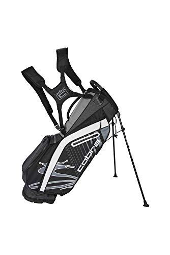 Cobra Golf 2020 Ultralight Stand Bag (Black) (909402)
