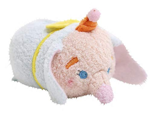 Posh Paws Peluche Tsum Tsum Dumbo Disney 8cm (Clown Dumbo