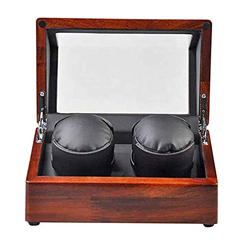 Watch Accessories Precise Watch Winder Double Automatic Watch Winder Wooden...